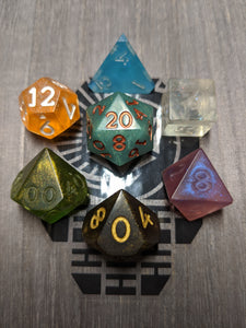 Second Life Dice Set #6
