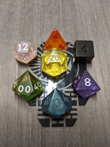 Second Life Dice Set #7