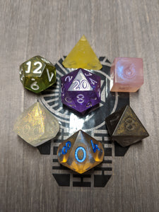 Second Life Dice Set #8