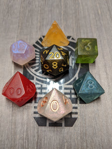 Second Life Dice Set #9