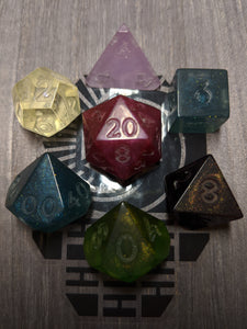 Second Life Dice Set #15