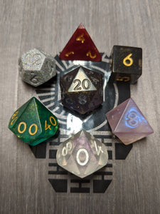 Second Life Dice Set #16