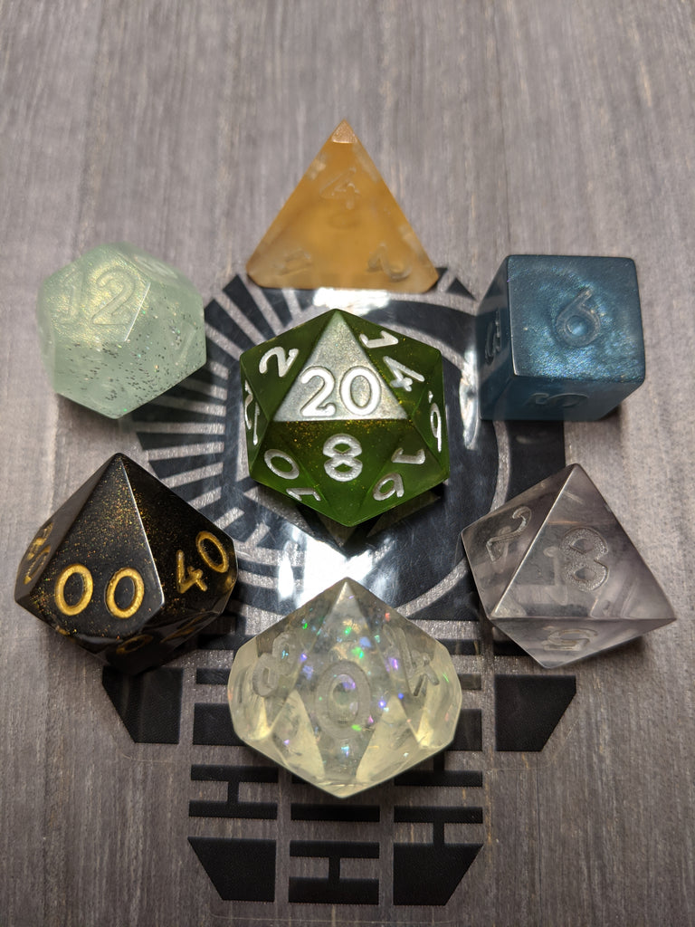 Second Life Dice Set #24