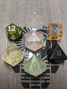 Second Life Dice Set #26