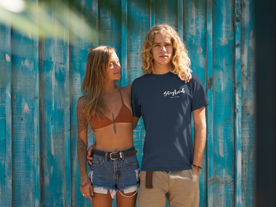 Stay Local Surfer Tee