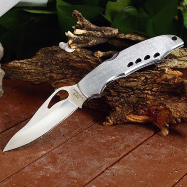 BROTHER BYRD 220mm 8CR13Mov stainless steel Knife Mid Lock Foldable Knife Outdoor Survival Knife