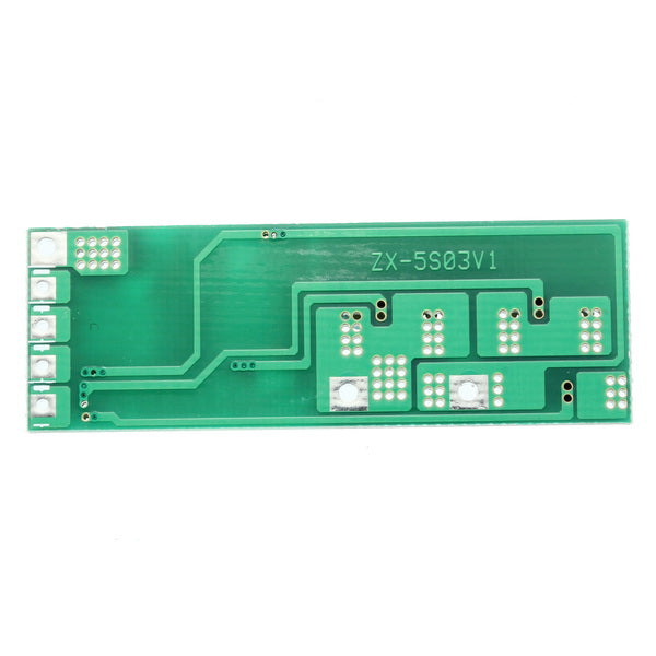 5Pcs 5S 10A Li-ion Lithium Battery 18650 Charger Protection Board 18.5V 21V