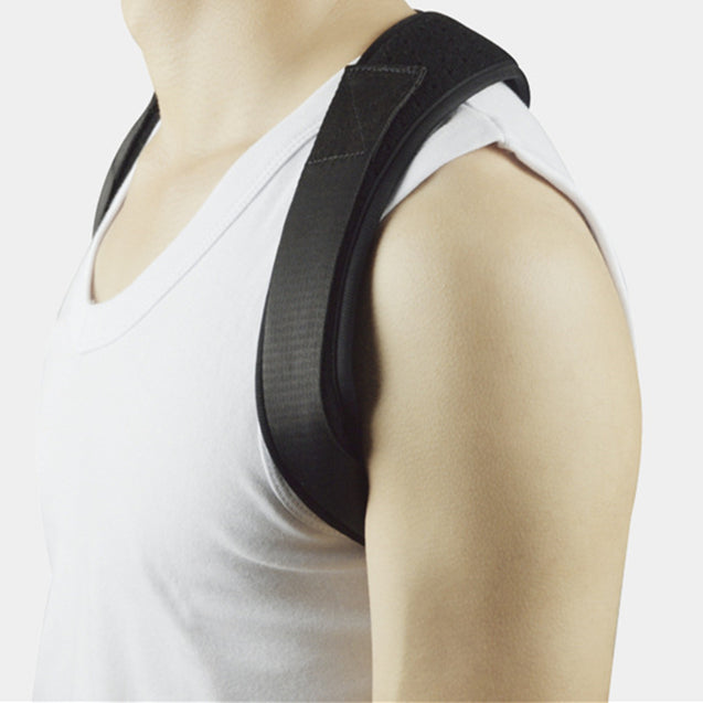 Adjustable Posture Corrector Brace for Men and Women Clavicle Support Brace to Straighten Upper Back Slouching