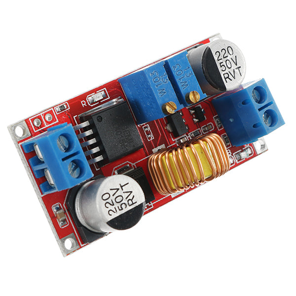 3pcs 1.25-36V 5A Constant Current Constant Voltage Lithium Battery Charger Step Down Power Module