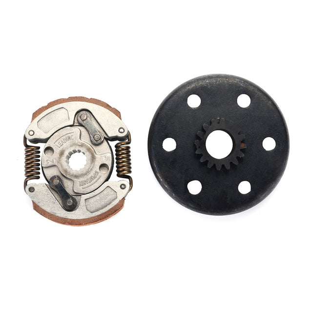 Motorcycle Clutch With Bell Flywheel For KTM 50 SX KTM50 50CC 50SX JR SR