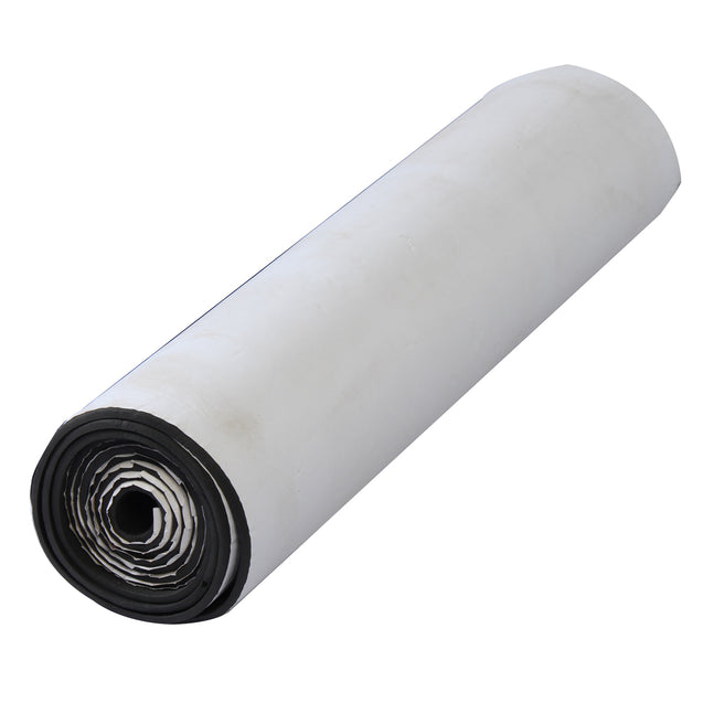 8.5mm Self Adhesive Rubber Pipe Insulation Cotton Car Sound Insulation Cotton