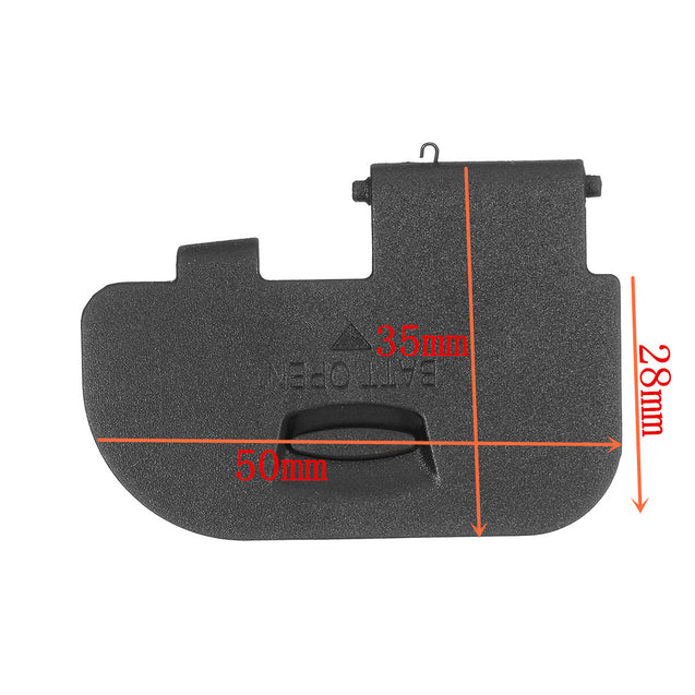 Camera Battery Cover Door Lid Cap Repair Replacement Part For Canon EOS 6D