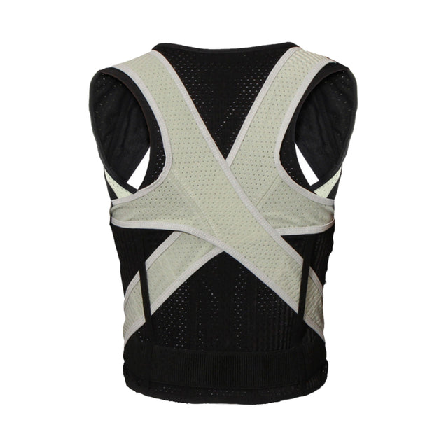 Back Lumbar Support Posture Corrector Shoulder Brace Belt Correction