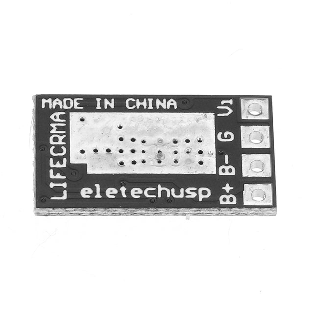 3pcs 3.2V 3.6V 1A LiFePO4 Battery Charger Module Battery Dedicated Charging Board without Pin