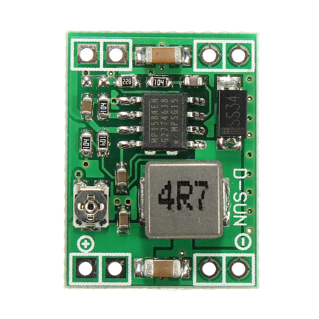 30pcs Mini MP1584EN DC-DC BUCK Adjustable Step Down Module 4.5V-28V Input 0.8V-20V Output