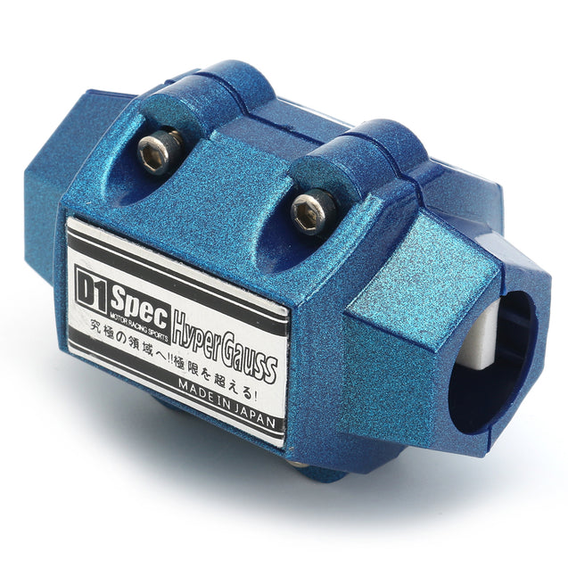 Car Blue Magnetic Gas Oil Fuel Saver Performance Trucks Save Up to 10%-30%
