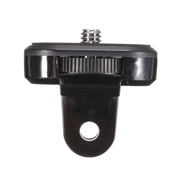 Tripod Mount Adapter Mount to 1/4 inch Thread for GoPro Xiaomi Yi Sony Action Cam Camera