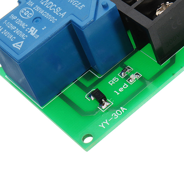 3pcs 1CH 12V 30A Relay Module High Power Relay Control Board Single Switch