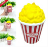 12cm PU Jumbo Squishy Popcorn Scented Slow Rising Kids Toy Relieve Stress Toy Christmas Gift