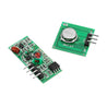 5Pcs 315MHz XD-FST XD-RF-5V Wireless Transmitter Receiver Module Board
