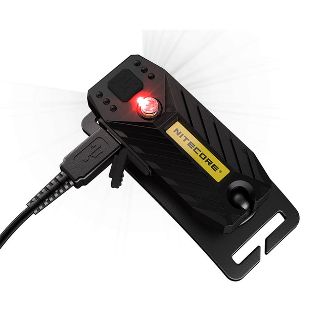 Nitecore T360 Rechargeable LED Bicycle Headlight IP65 Bike Light Cycling Headlamp Swivel Bracket 3 Modes
