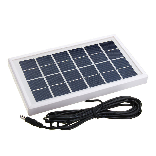 3W 6V Solar Panel Polysilicon Solar Cells High Quality Charger Board