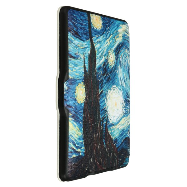 Ebook Reader Flip Folio Case Cover Van Gogh Painting For Amazon Kindle Paperwhite