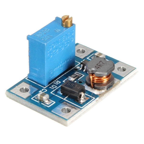 5pcs 2A DC-DC SX1308 High Current Adjustable Boost Module Short Circuit / Overheating Protection