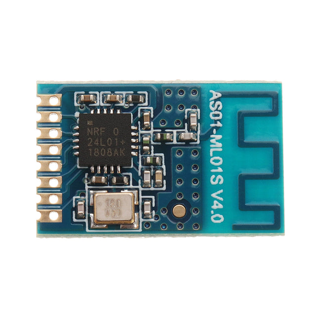 2.4GHz nRF24L01P RF Wireless Module For Networking With PCB Antenna SMD Transmitter And Receiver