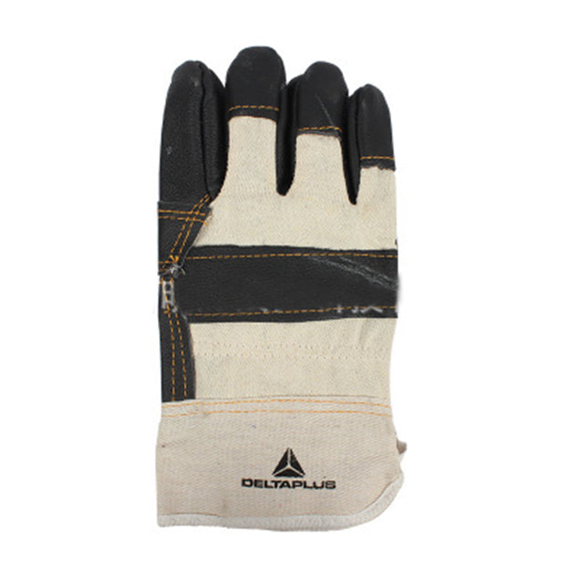 BIKIGHT Wear Resistant Gloves Leather Glove Anti Tear Machines Transportation Protection Cut Resistant Glove
