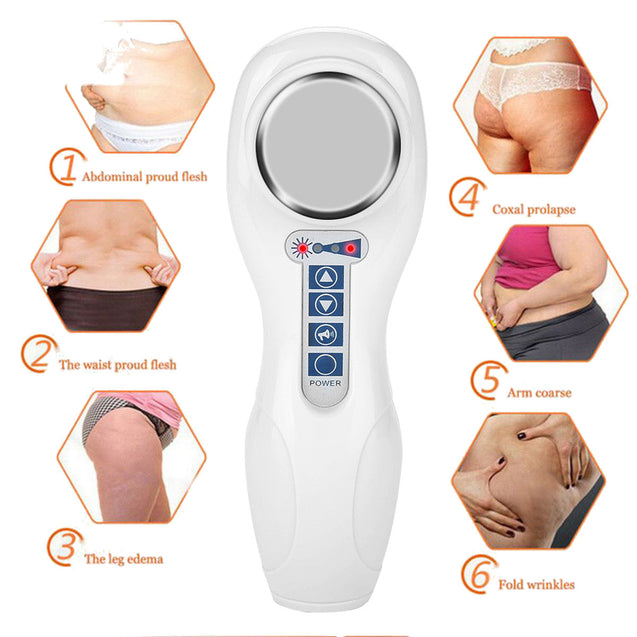 Ultrasonic Fat Remove Body Massager Anti Aging Slimming Anti-Cellulite Machine Skin Firming Machine