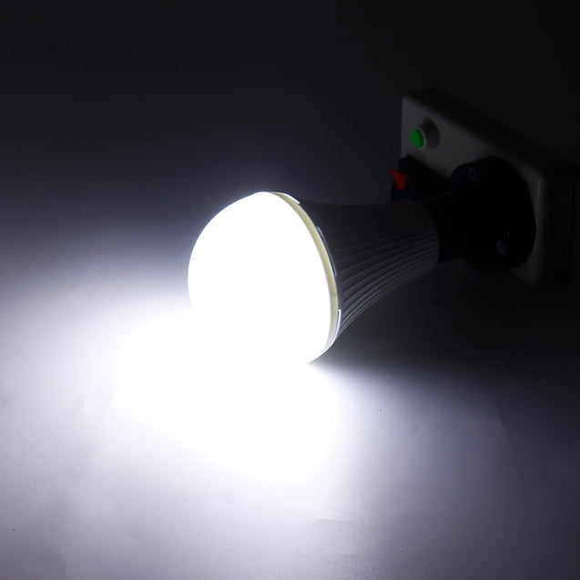 Emergency LED Light Bulb E27 12W Built-in Battery Energy Saving Lamp for Indoor Home Camping AC85-265V
