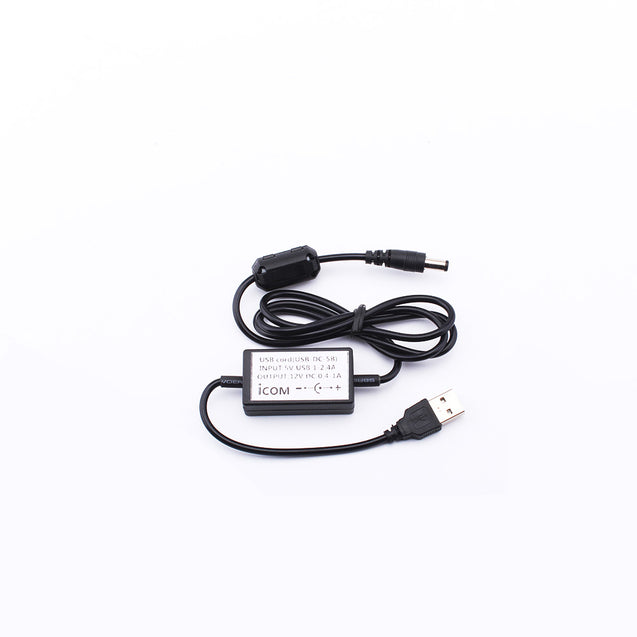 ICOM Interphone USB Charging Battery Charge Cable Plate Charge