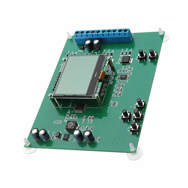 4 Channels 4-20mA Current Signal Generator Module Board With 12864 Digital LCD Display