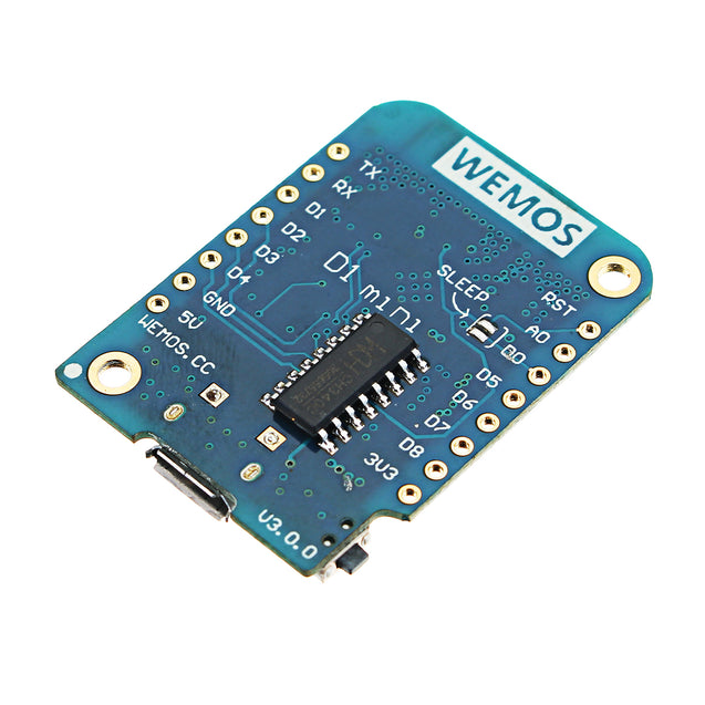 3pcs Wemos D1 Mini V3.0.0 WIFI Internet Of Things Development Board Based ESP8266 4MB
