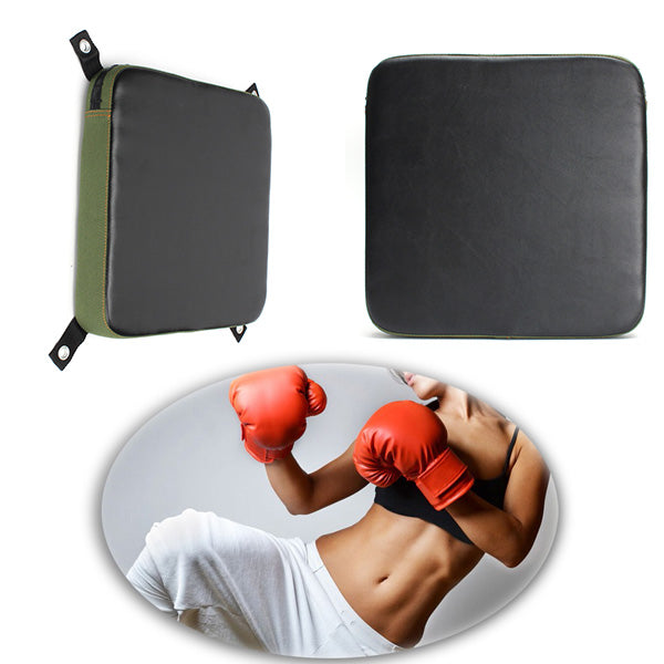Boxing Taekwondo Training Pad Bag Wall Focus Target Punch Pad
