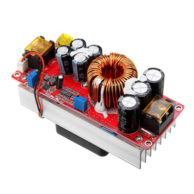 1500W 30A High Power DC-DC Constant Voltage Constant Current Step-up Power Module Boost Converter 12