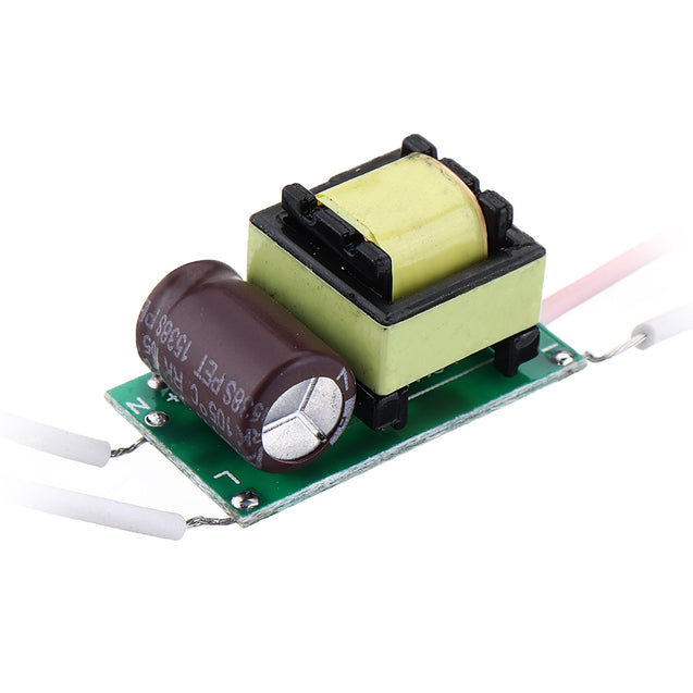 4W 5W 6W  4-6W LED Driver Input AC 85-265V to DC 12V-24V Built-in Drive Power Supply Lighting for DIY LED Lamps