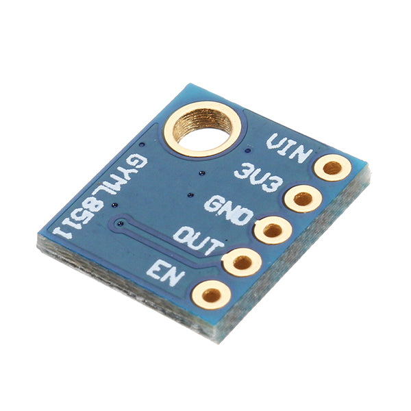 5pcs GY-8511 ML8511 UVB Rays Sensor Breakout Test Module UV Tester Analog Voltage Output Module