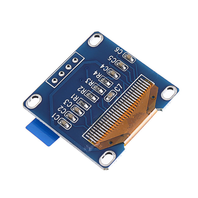 ESP8266 IoT Development Board +Yellow Blue OLED Display SDK Programming Wifi Module Small System Board