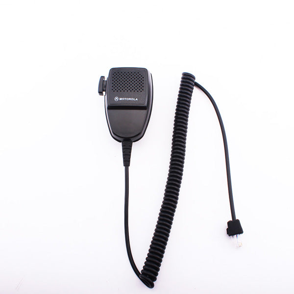 GM300 Handheld Microphone For Motorola Handheld Transceiver/Portable Radio Intercom Microphone