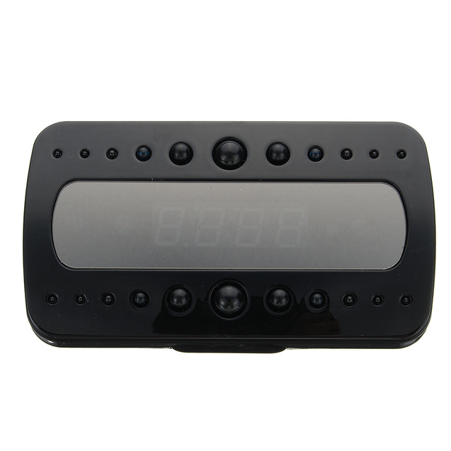 V26 Mini 1080P Hidden Camera Clock Telecamera Night Vision Recorder