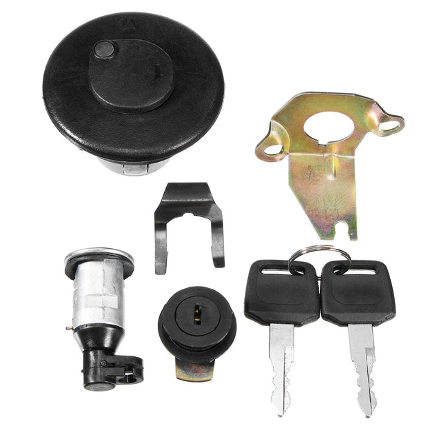 Universal Ignition Switch Key Set 139QMB 50cc GY6 150cc Chinese Scooter Parts