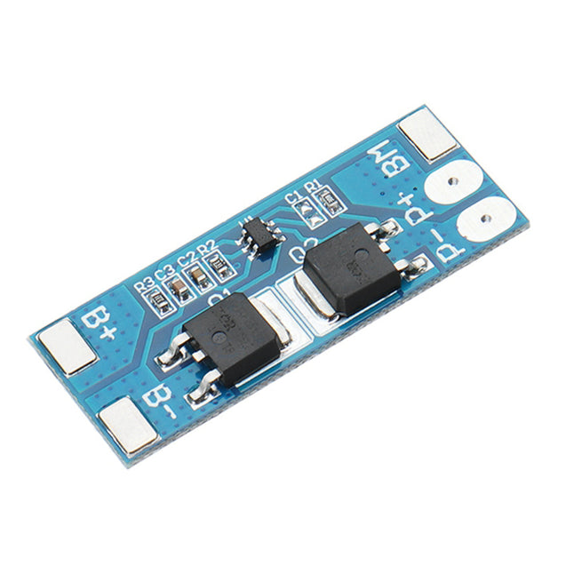 3pcs 2S 7.4V 8A Peak Current 15A 18650 Lithium Battery Protection Board With Over-Charge Protection