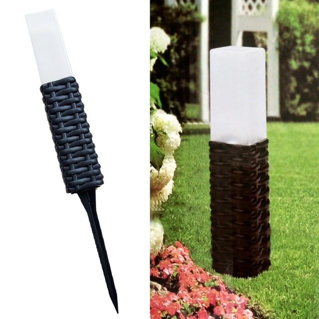 LED Solar Garden Light Outdoor Yard Pathway Landscape Lamp Lawn Lighting Decor