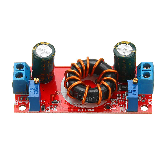 3pcs High Power 10A DC-DC Step Down Power Supply Module Constant Voltage Current Solar Charging 3.3/5/12/24V
