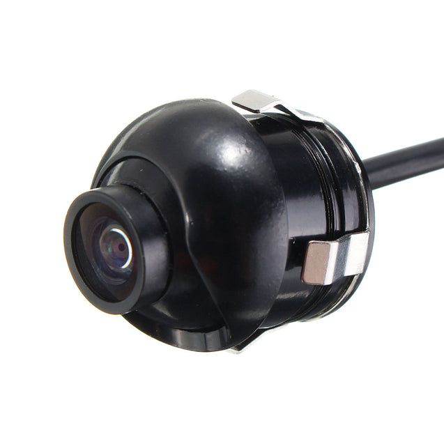 Car 170 Degree Rear View Reverse Backup Parking Camera Night Vision Waterproof Kit