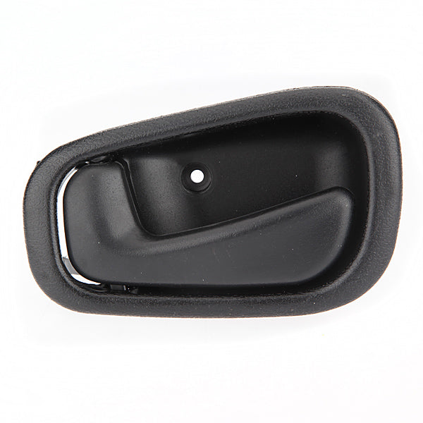 Inside Interior Door Handle Left Black for 98-02 Toyota Corolla Chevrolet Prizm