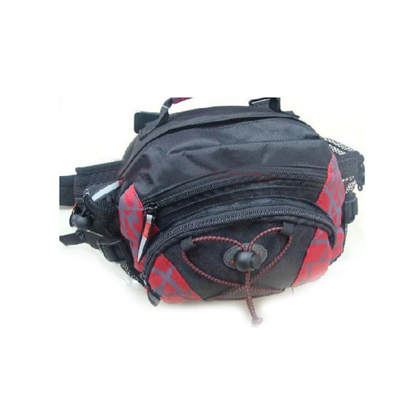 Mountaineering Bag Submachine Purse Outdoor Waist Mountaineering Bag