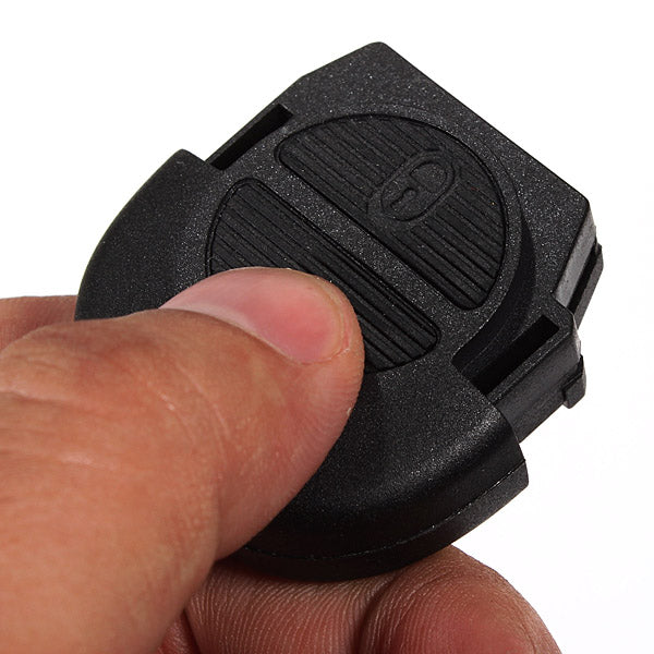 Remote Entry Key Shell Case 2 Buttons for Nissan Pulsar Patrol